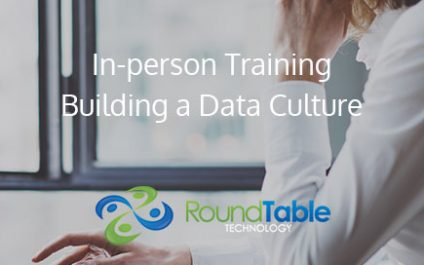 In-person Training — Building a Data Culture  — July 27th