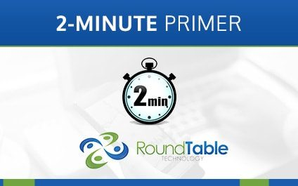 2-Minute Primer—Business Continuity & Disaster Recovery (BCDR)